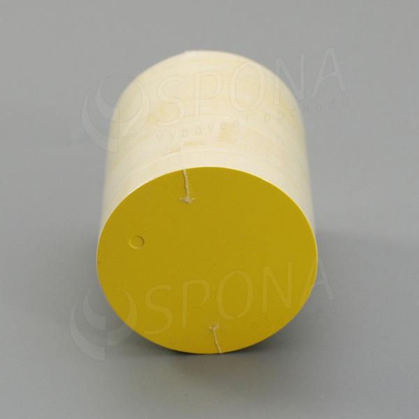 Visačky DREAMER Kruh 45, žlté, 180 ks