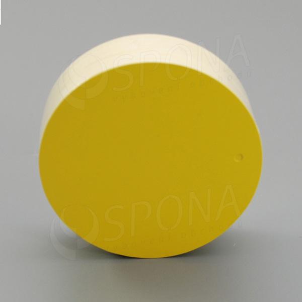 Visačky DREAMER Kruh 80, žlté, 80 ks