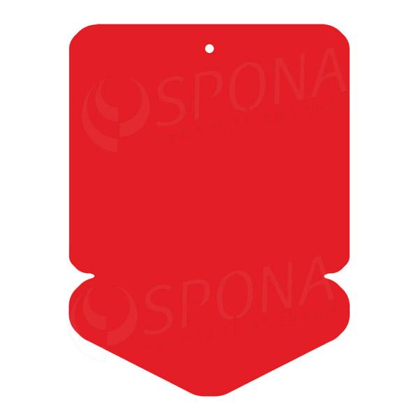 Visačky DREAMER ŠÍPKA 57 x 82, červené, 160 ks