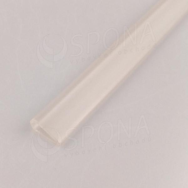 BANNER lišta záťažová KVAPKA 98 cm, číra