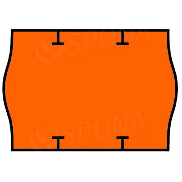 Etikety do kliešti, START PRIX 26 x 18, oranžové