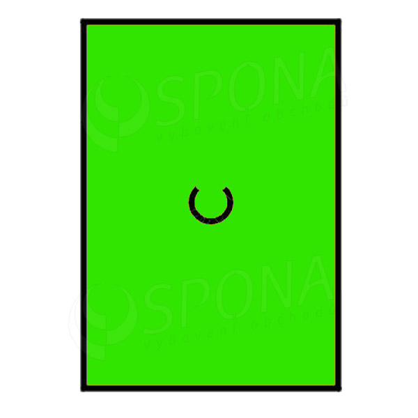 Etikety do kliešti, MOTEX 16 x 23, zelené