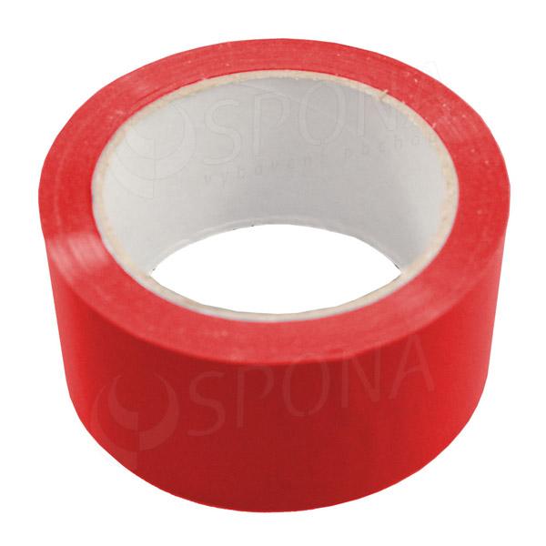 Samolepiaca páska 48 mm x 66 m, červená