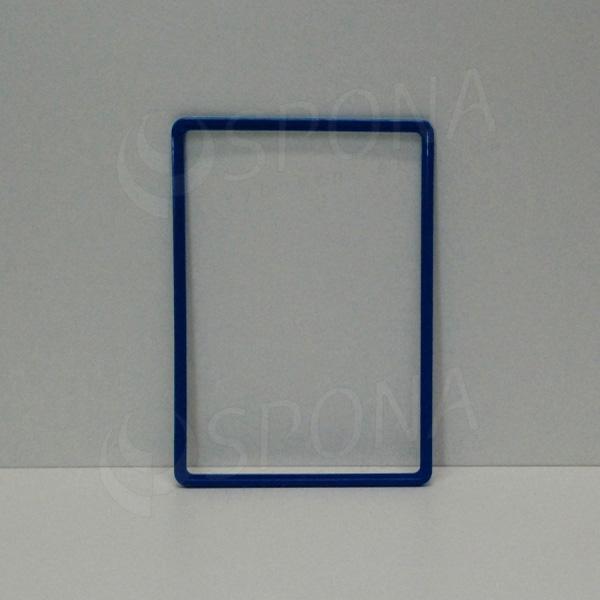 PLAGÁT-M rám A4, modrý