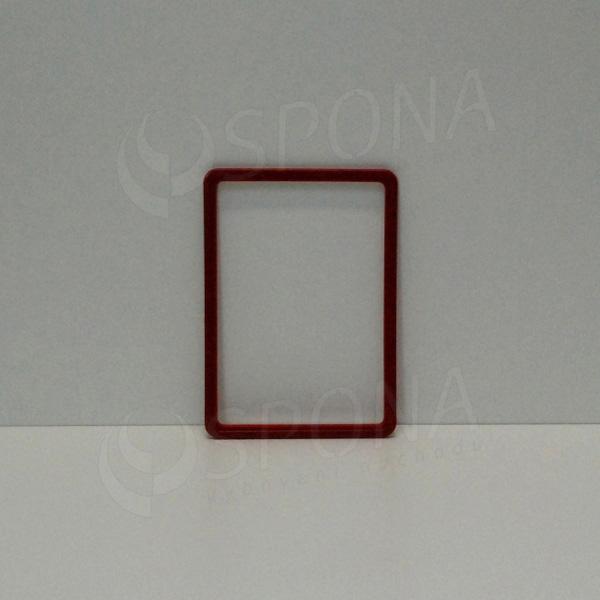 PLAGÁT-M rám A5, červený