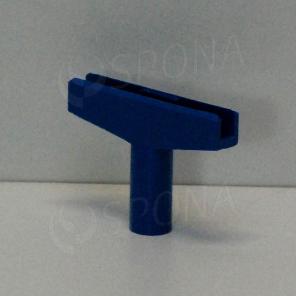 PLAGÁT-M T-kus, šírka 60 mm, modrý