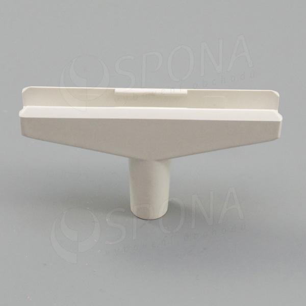 PLAGÁT T-kus 100, šírka 90 mm, biely