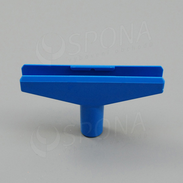 PLAGÁT T-kus 100, šírka 90 mm, modrý