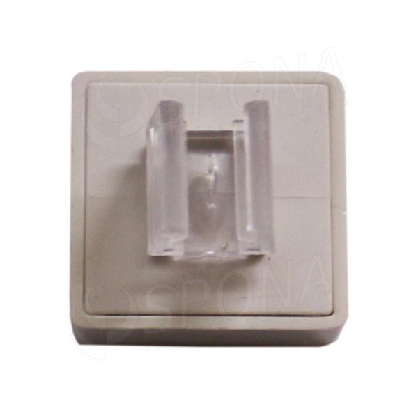 PLAGÁT 119A magnet kolmý, priehľadný