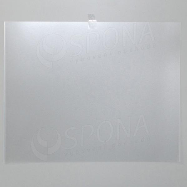 Plagátová kapsa A4 antireflexná PVC