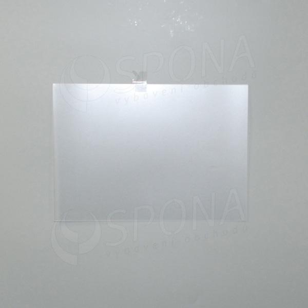 Plagátová kapsa A5 antireflexná PVC
