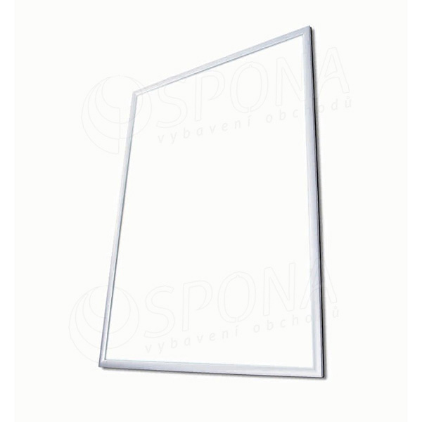 KLIP rám B0 - 1000 x 1400 mm, ostré rohy, ALU