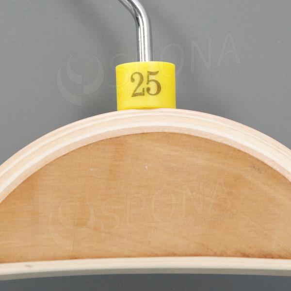Minireitery 25, 25 ks, žlté