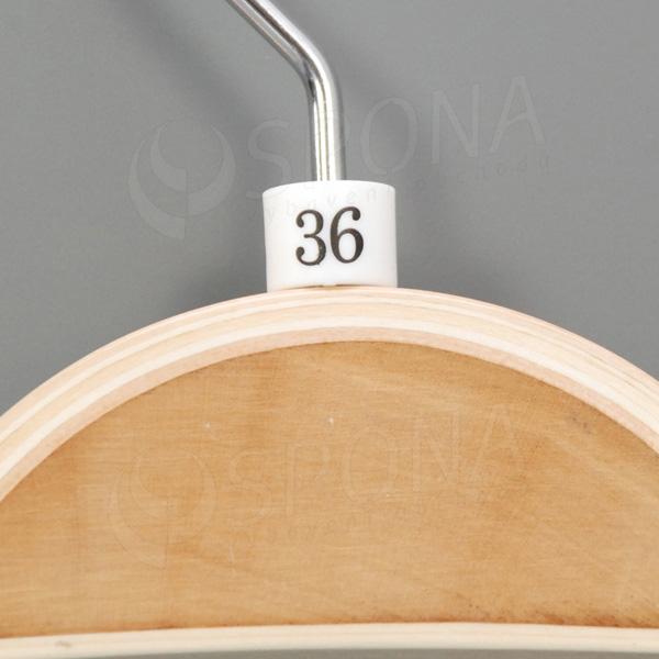 Minireitery 36, 25 ks, biele