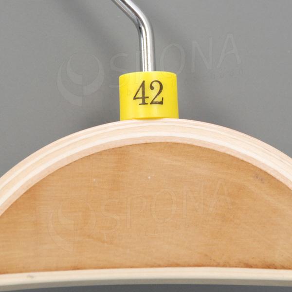 Minireitery 42, 25 ks, žlté