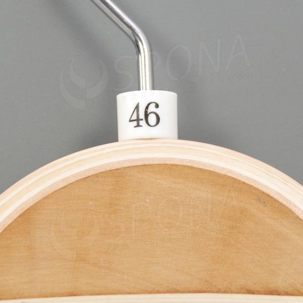 Minireitery 46, 25 ks, biele