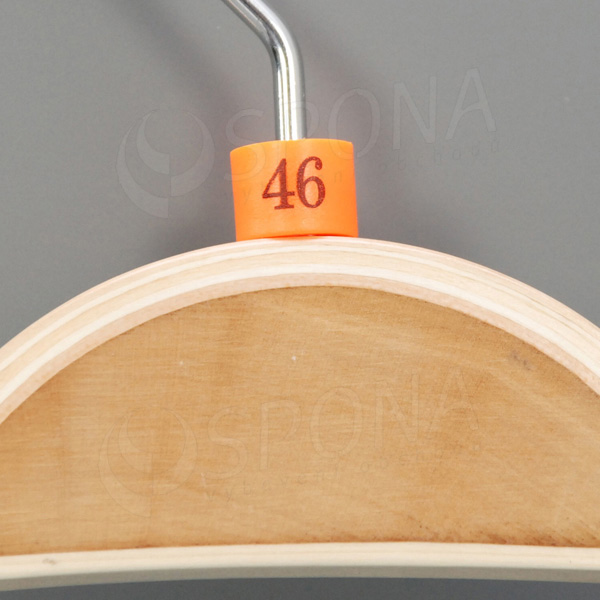 Minireitery 46, 25 ks, oranžové