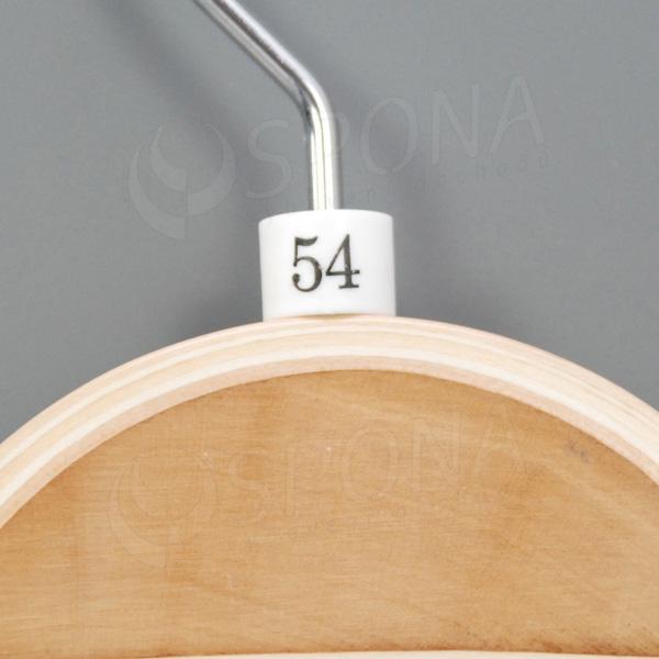 Minireitery 54, 25 ks, biele