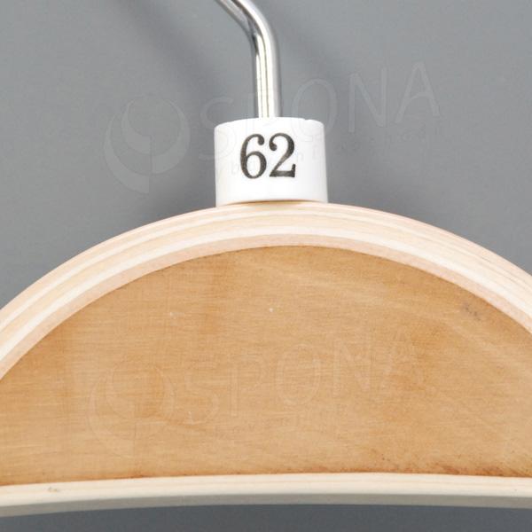 Minireitery 62, 25 ks, biele