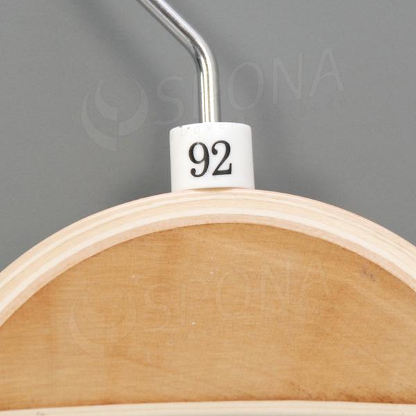 Minireitery 92, 25 ks, biele