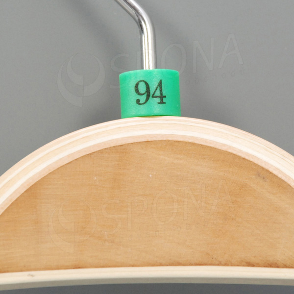 Minireitery 94, 25 ks, zelené