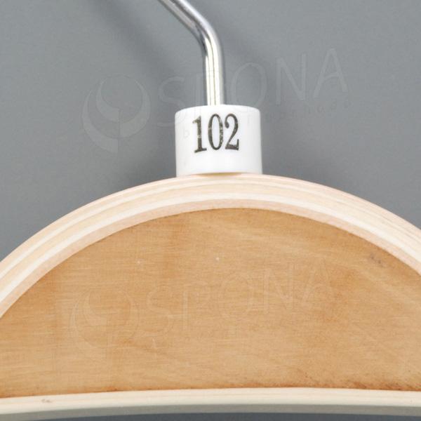 Minireitery 102, 25 ks, biele