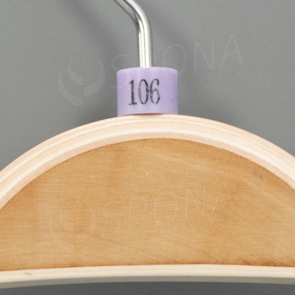 Minireitery 106, 25 ks, fialové