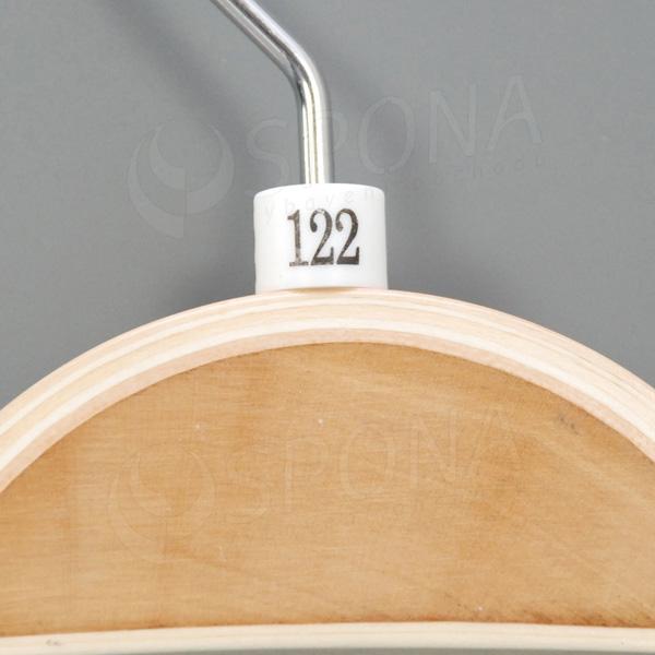 Minireitery 122, 25 ks, biele