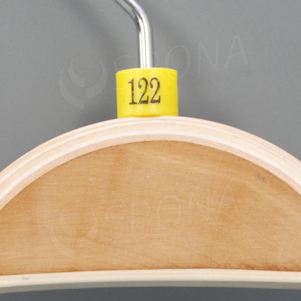 Minireitery 122, 25 ks, žlté