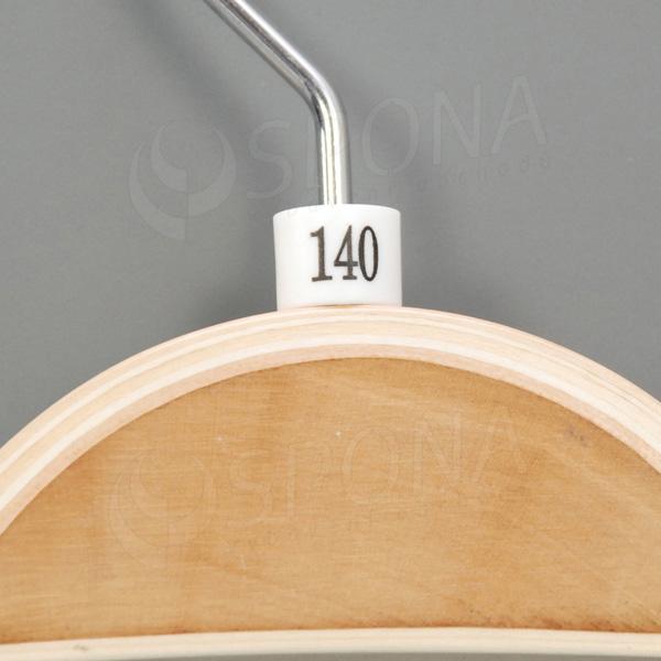 Minireitery 140, 25 ks, biele