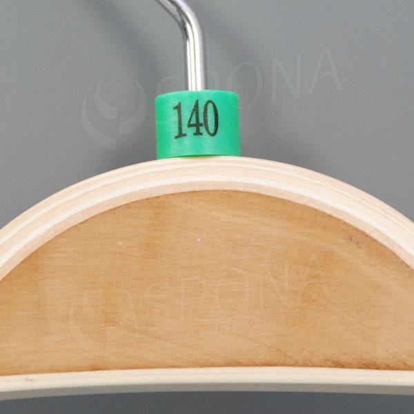 Minireitery 140, 25 ks, zelené