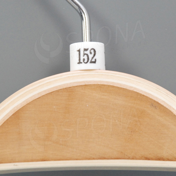 Minireitery 152, 25 ks, biele