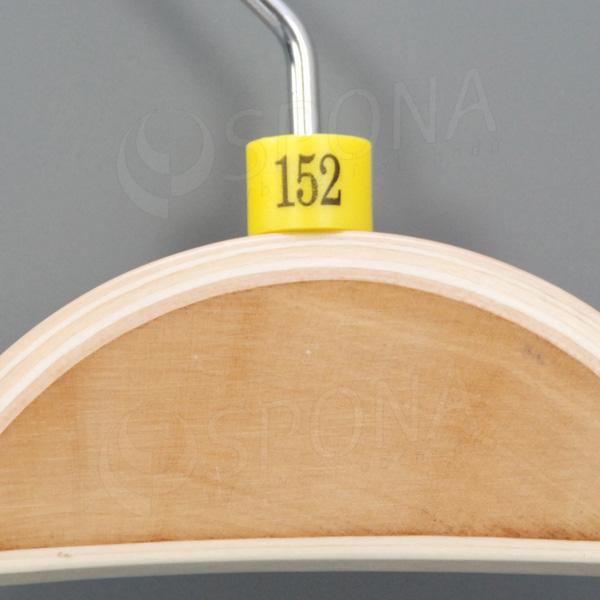 Minireitery 152, 25 ks, žlté
