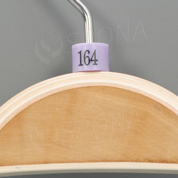 Minireitery 164, 25 ks, fialové