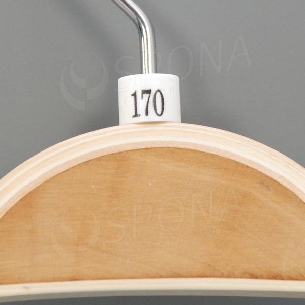Minireitery 170, 25 ks, biele