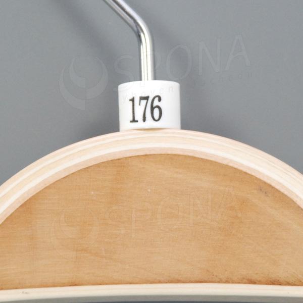 Minireitery 176, 25 ks, biele