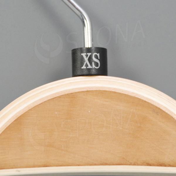 Minireitery XS, 25 ks, čierne