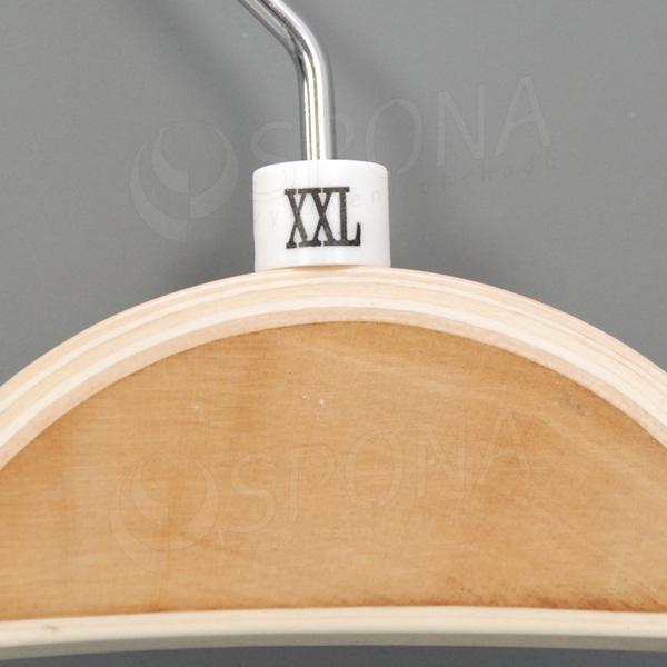 Minireitery XXL, 25 ks, biele