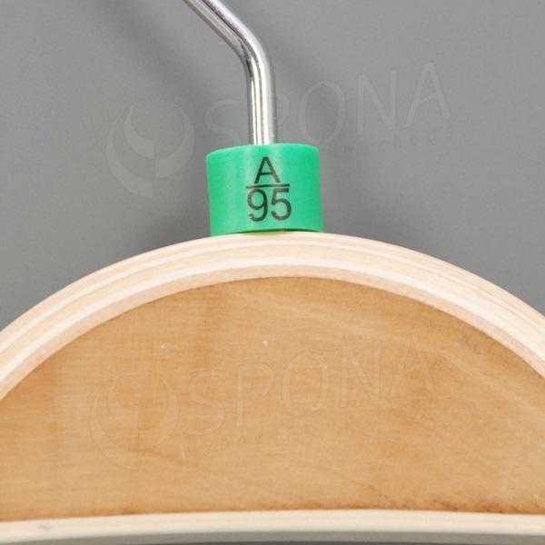 Minireitery podprsenkové, A/95, 25 ks, zelené