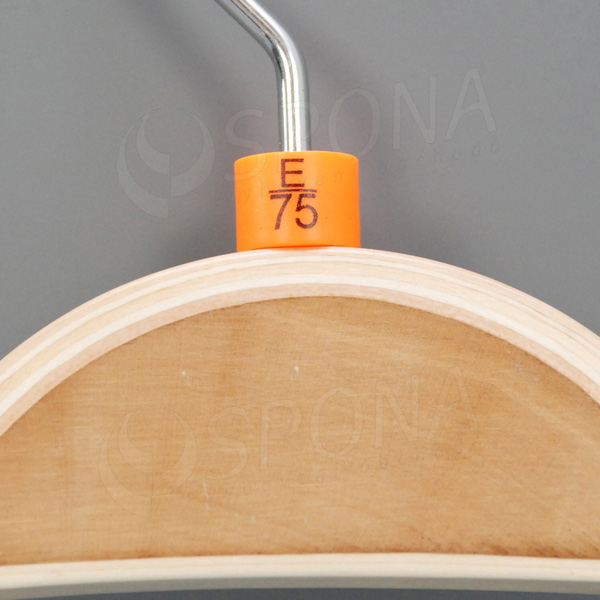 Minireitery podprsenkové, E/75, 25 ks, oranžové