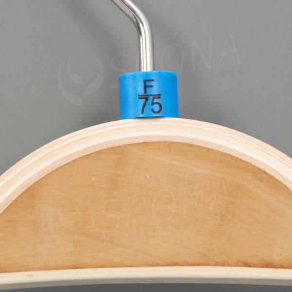 Minireitery podprsenkové, F/75, 25 ks, modré