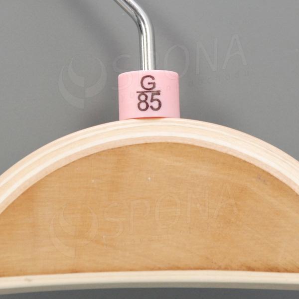 Minireitery podprsenkové, G/85, 25 ks, ružové