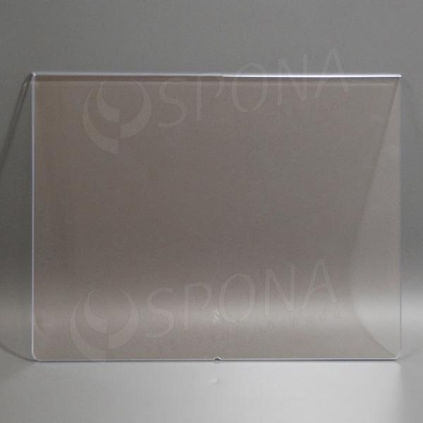 Plexisklová kapsa A4 šírka, 297 x 210 mm