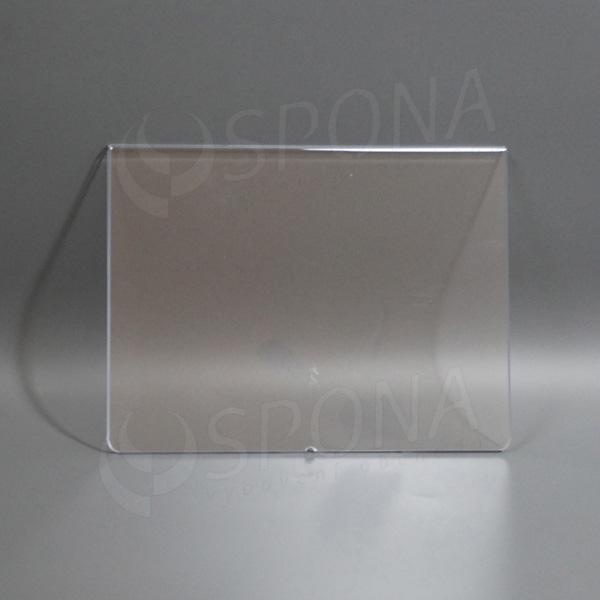 Plexisklová kapsa A5 šírka, 210 x 148 mm