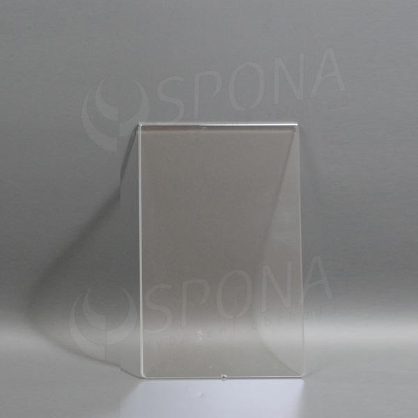 Plexisklová kapsa A5 výška, 148 x 210 mm