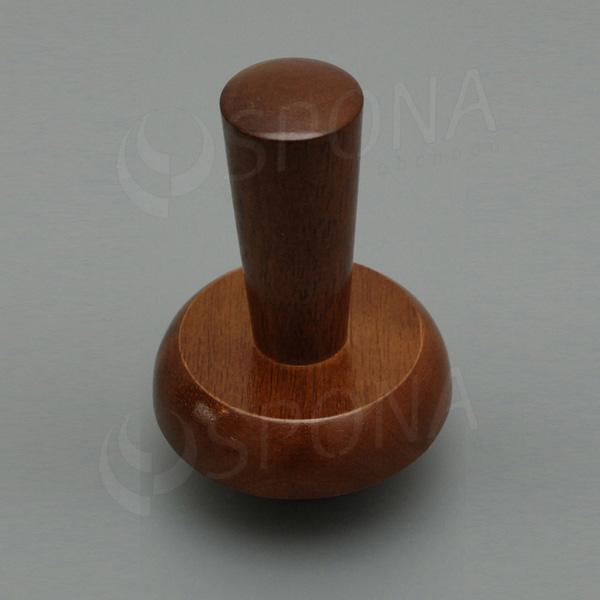 Kŕčok k panne ELITE drevený veľkosť 38, vysoký, tmavý