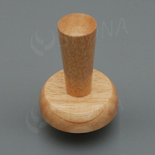 Kŕčok k panne ELITE drevený veľkosť 38, vysoký, svetlý