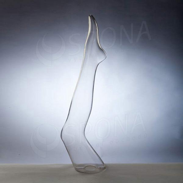 Torzo noha dlhá EKO, transparentná