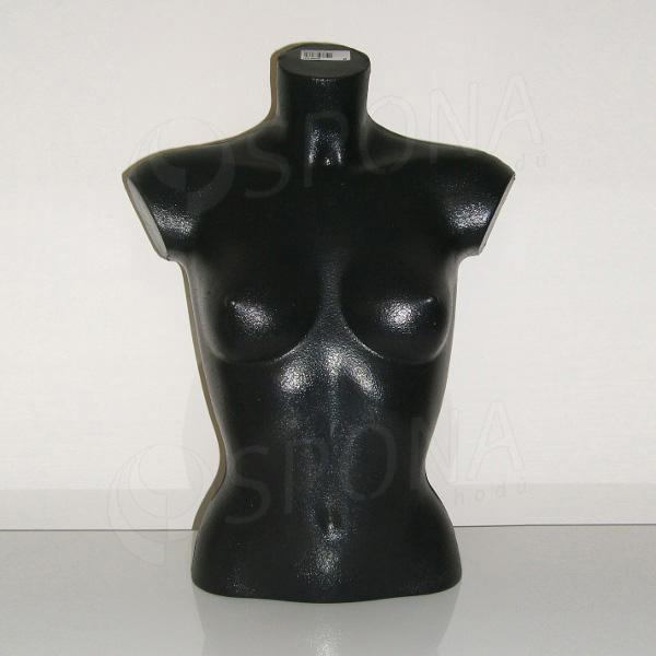 Busta PROMO dámska, krátka, čierna