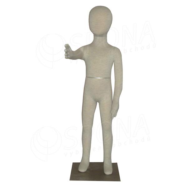 Figurína detská FLEXI 04, 4 roky